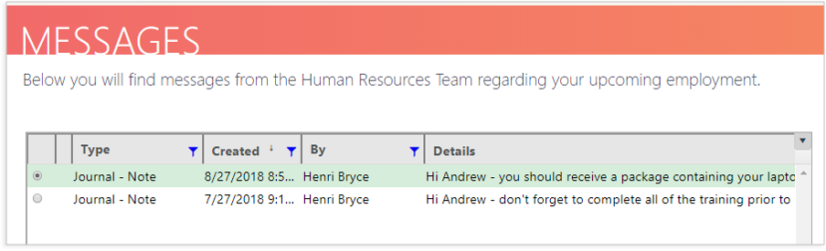 , HR Service Management, Adaptive Dynamics, Adaptive Dynamics